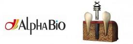Зубные импланты Alpha Bio