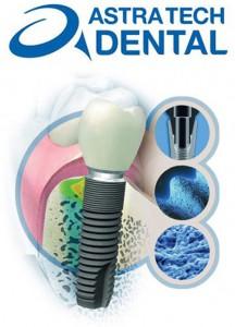 Зубные импланты Astra Tech